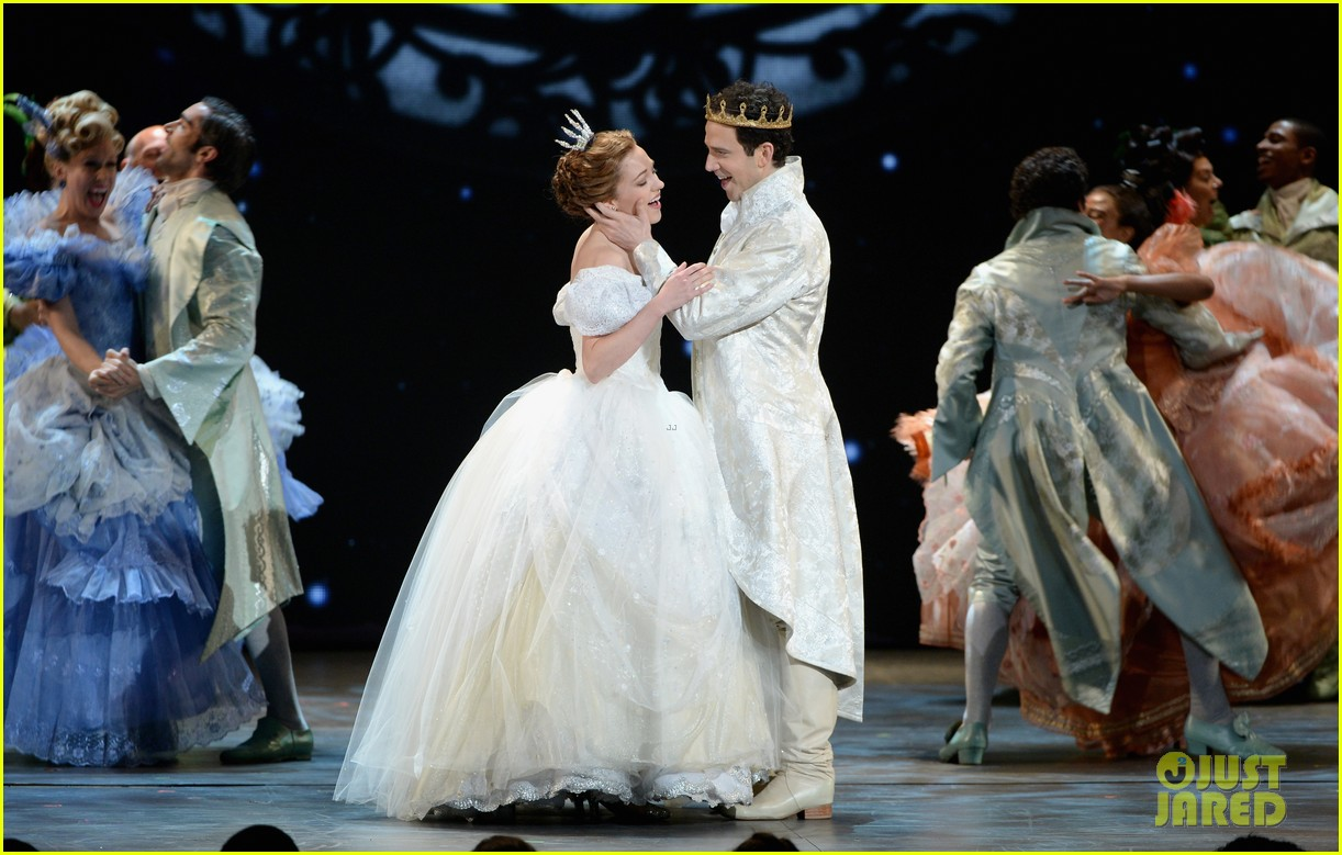 broadway cinderella tonys performance 2013 video 142887994