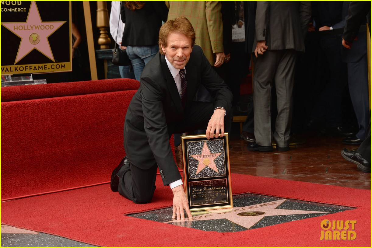 tom cruise johnny depp jerry bruckheimer star ceremony 14