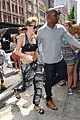 miley cyrus abs flashing sports bra 09