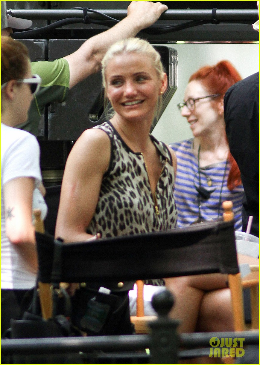 cameron diaz films other woman after annie news 102899549