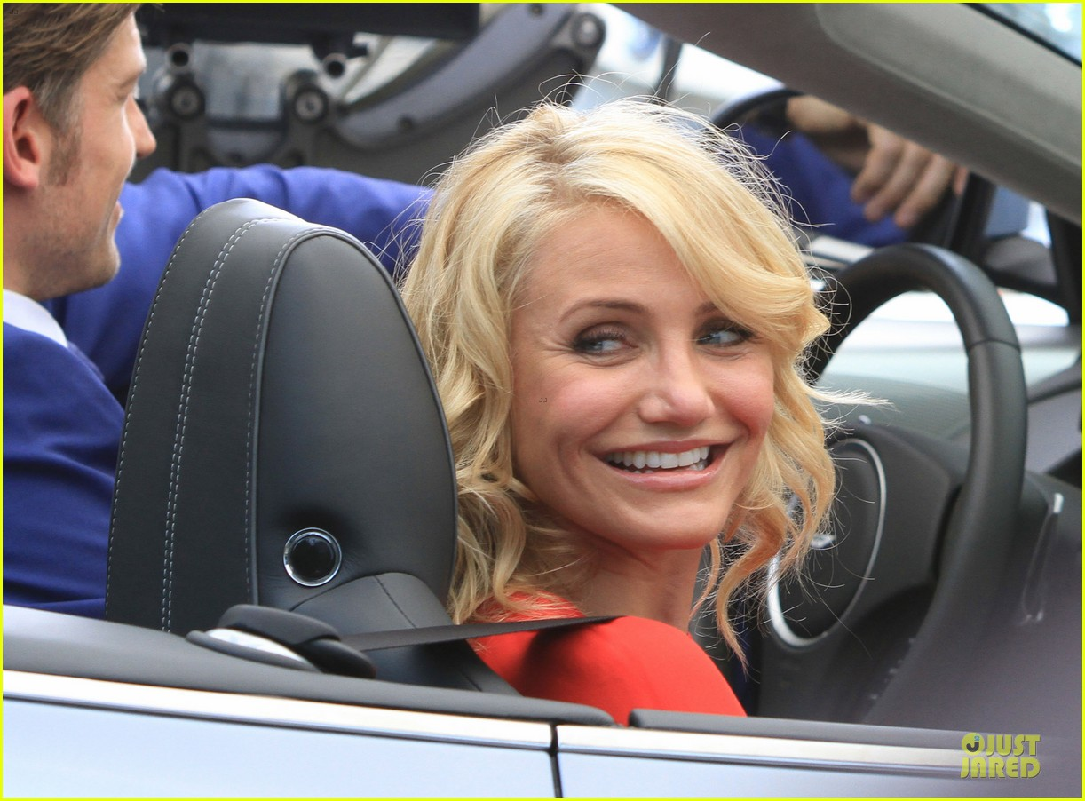 cameron diaz nikolaj coster waldau other woman car scene 172898364