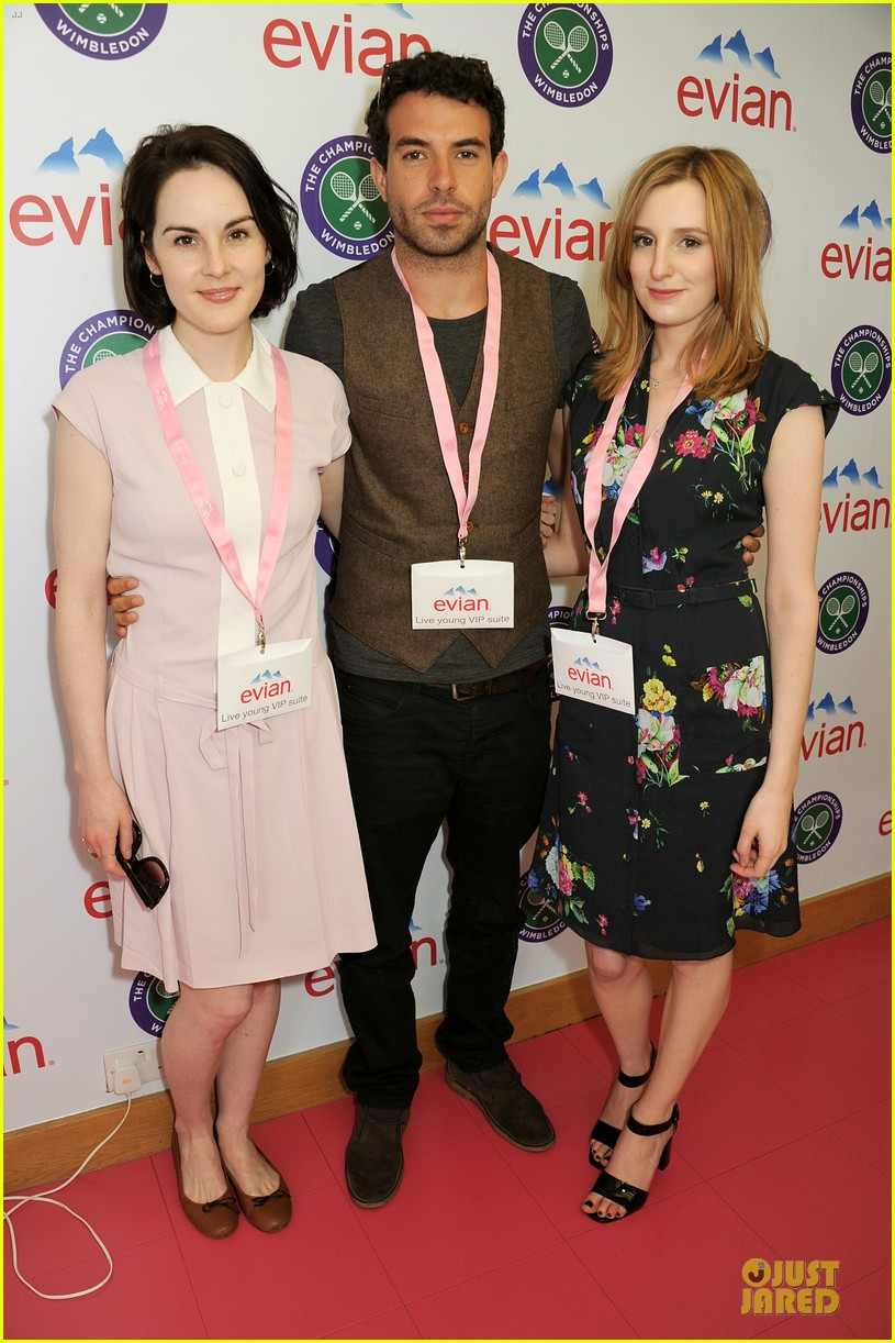 michelle dockery tom cullen evian live young suite 01