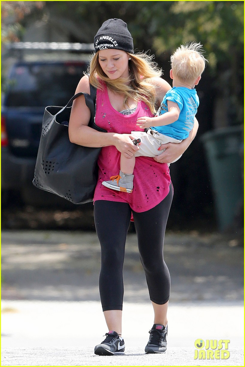 hilary duff luca is the sweetest boy i ever met 24