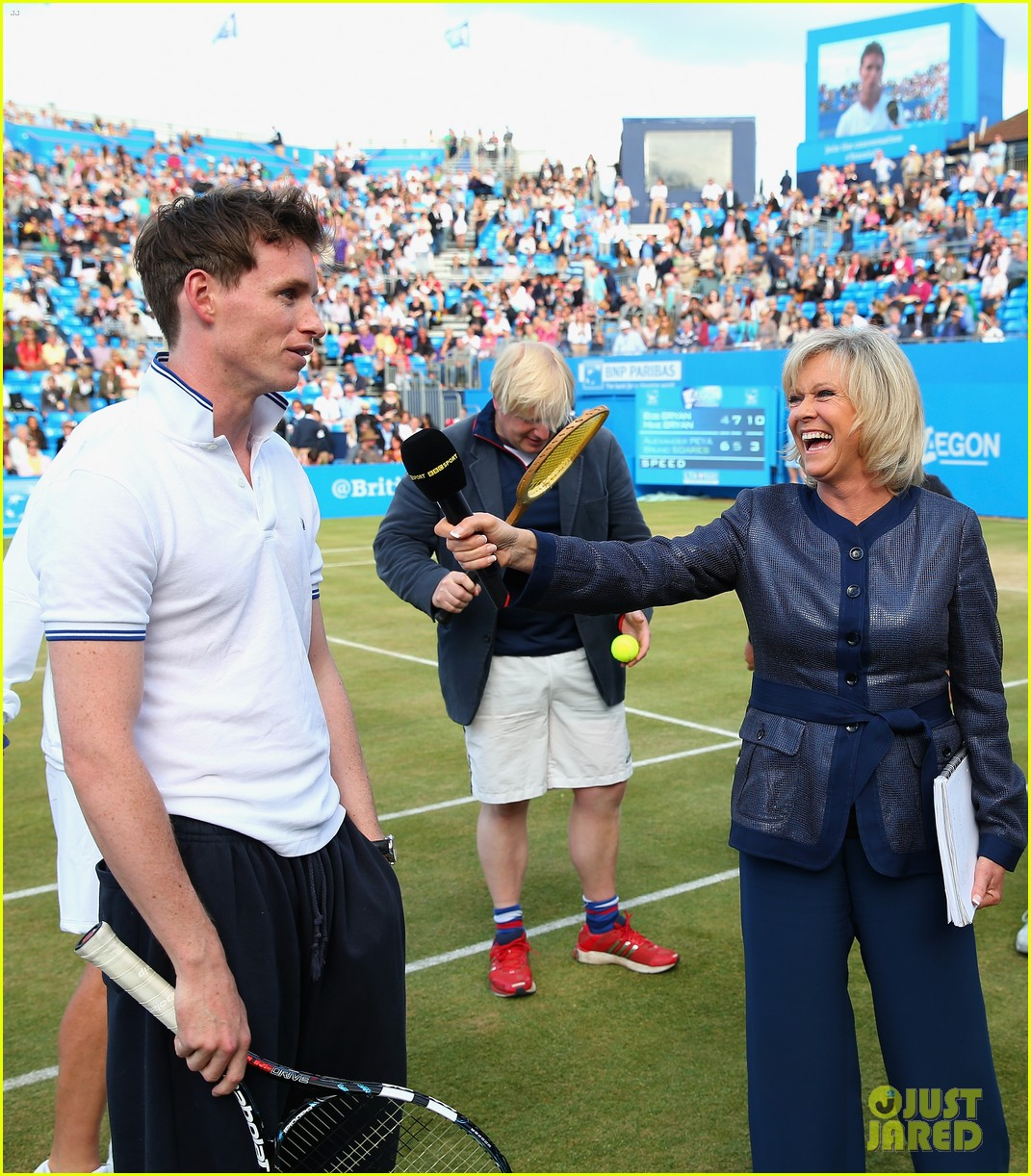 eddie redmayne rally against cancer charity tennis match 032892416