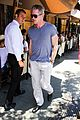eric dane rebecca gayheart spend sunday with the girls 12