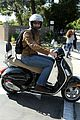 armie hammer motorcycle rider after leno appearance 09