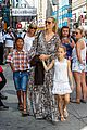 heidi klum martin kirsten take the kids to the park 45