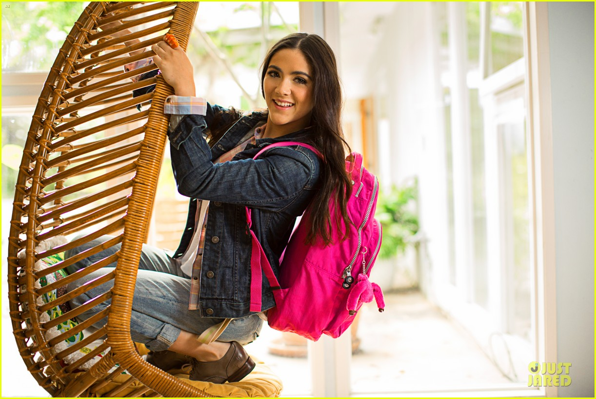 isabelle fuhrman kipling fall campaign video exclusive 012895834