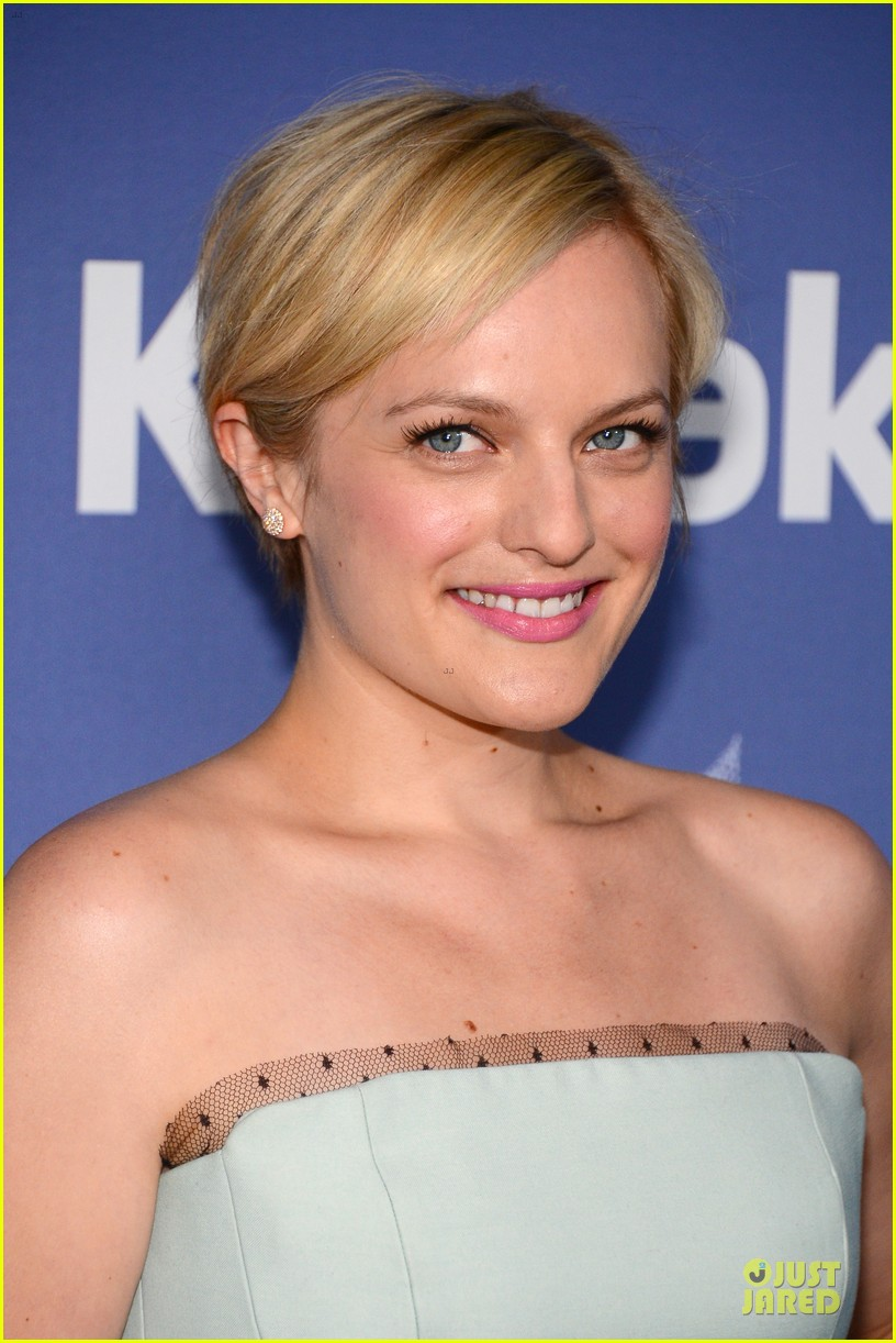 january jones elisabeth moss crystal lucy awards 2013 red carpet 082890095
