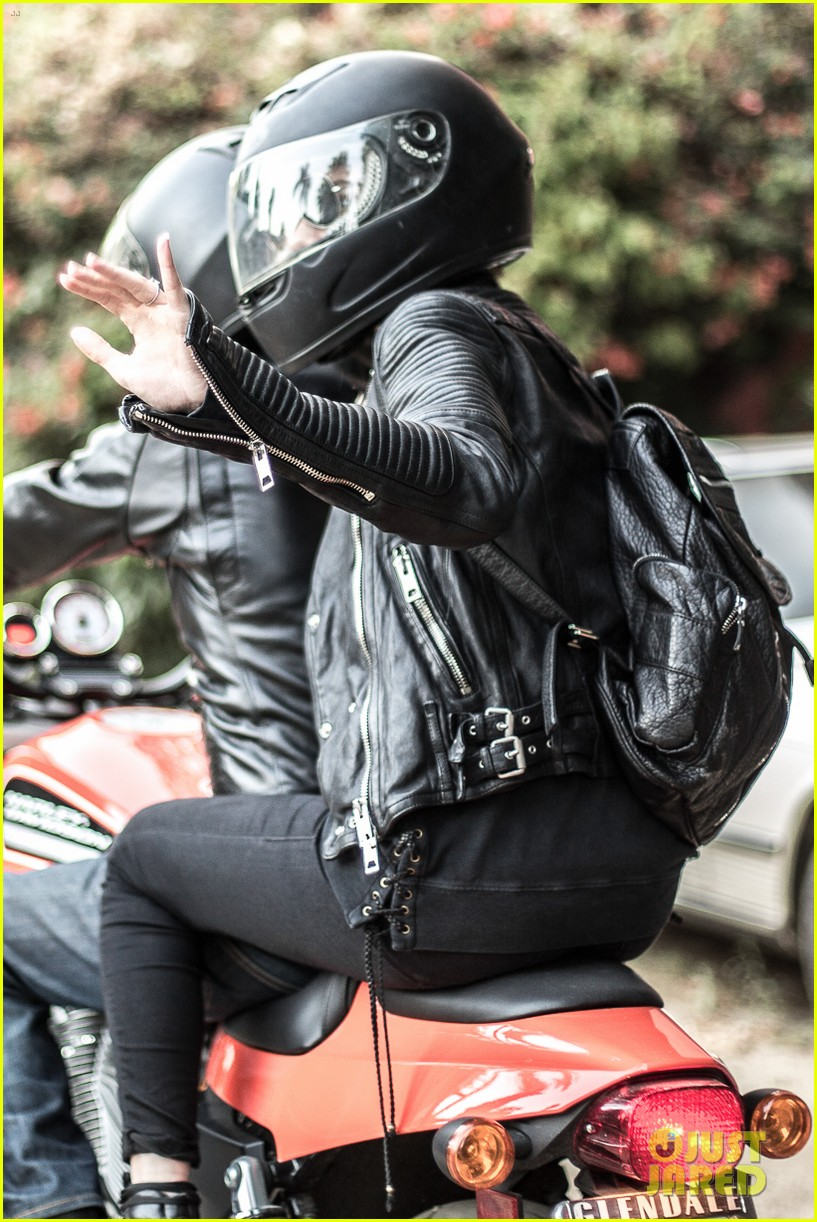 kate bosworth biker babe with michael polish exclusive pics 122887593