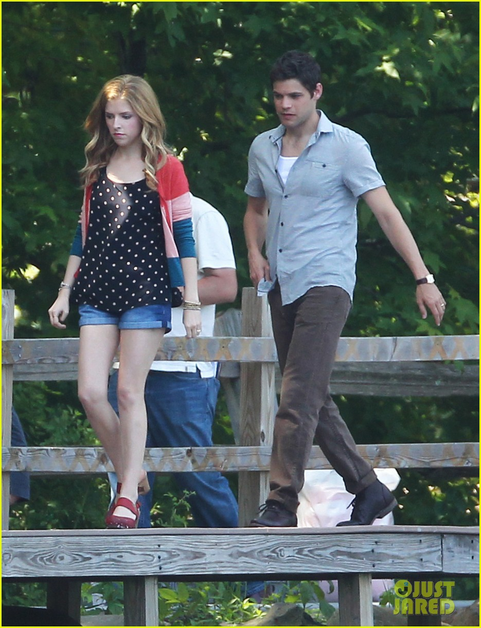 anna kendrick jeremy jordan last five years on the island 052894860