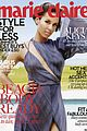alicia keys covers marie claire uk july 2013 01