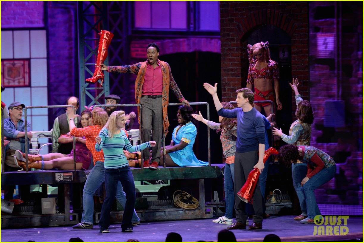 billy porter kinky boots tonys performance 2013 video 152888105
