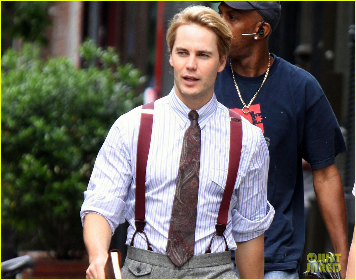 taylor kitsch blonde hair for normal heart 032889681