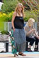 heidi klum i saved my kids hair for art projects 13