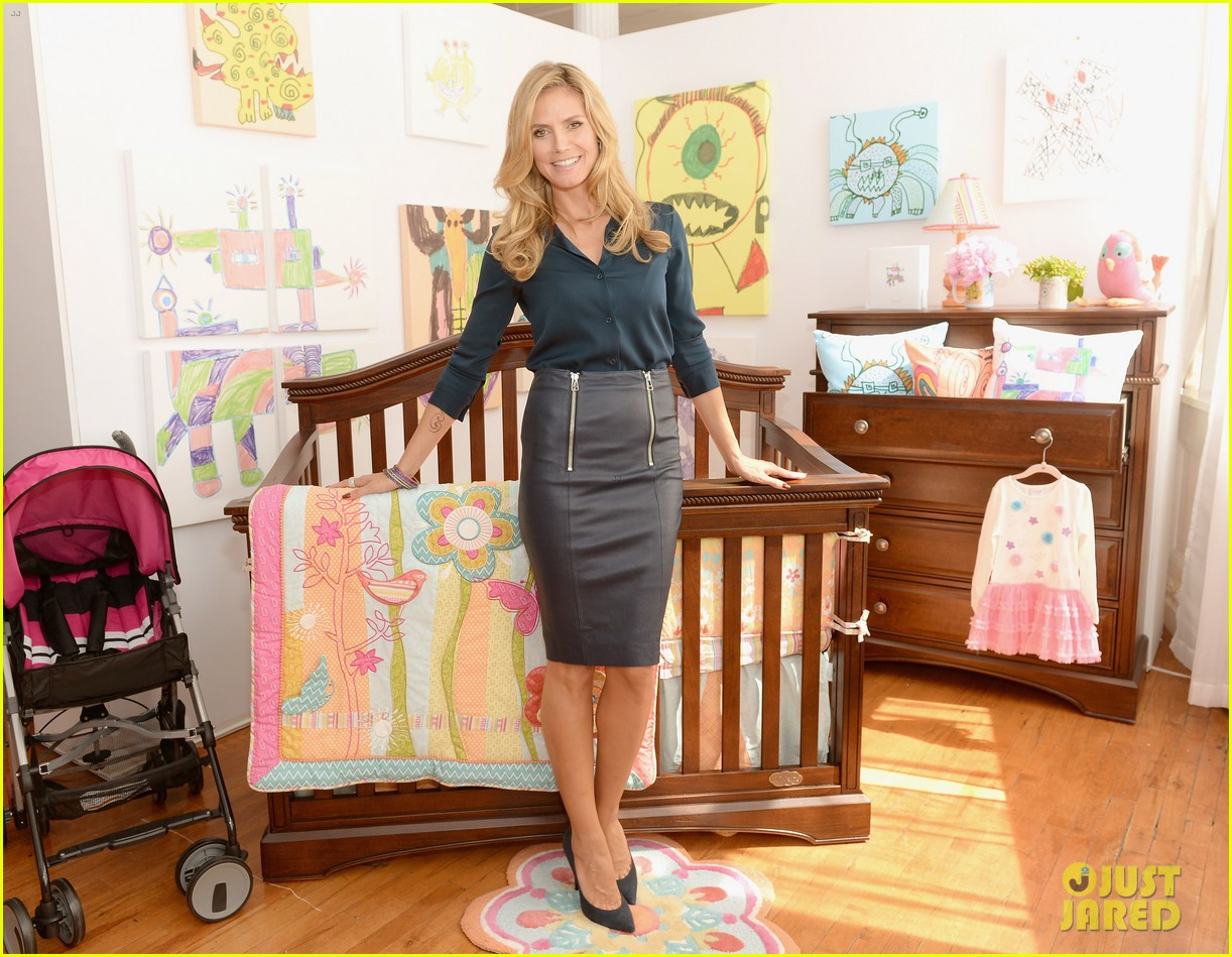 Heidi Klum: Shutterfly By Design Event In New York!: Photo 2894430    Celebrity Babies, Heidi Klum, Henry Samuel, Johan Samuel, Leni Briatore,  Lou Samuel, ...