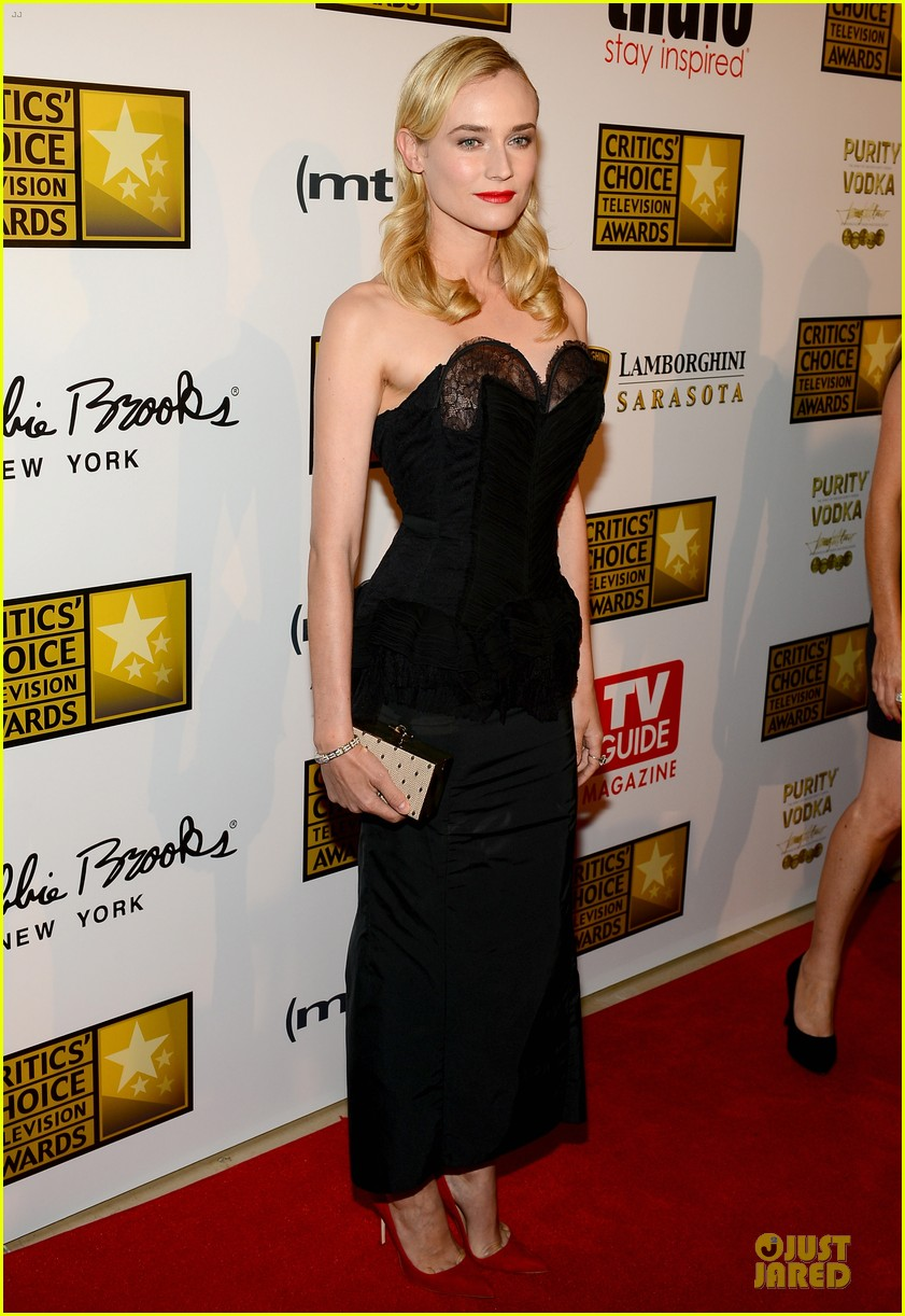 diane kruger critics choice television awards 2013 red carpet 012888706