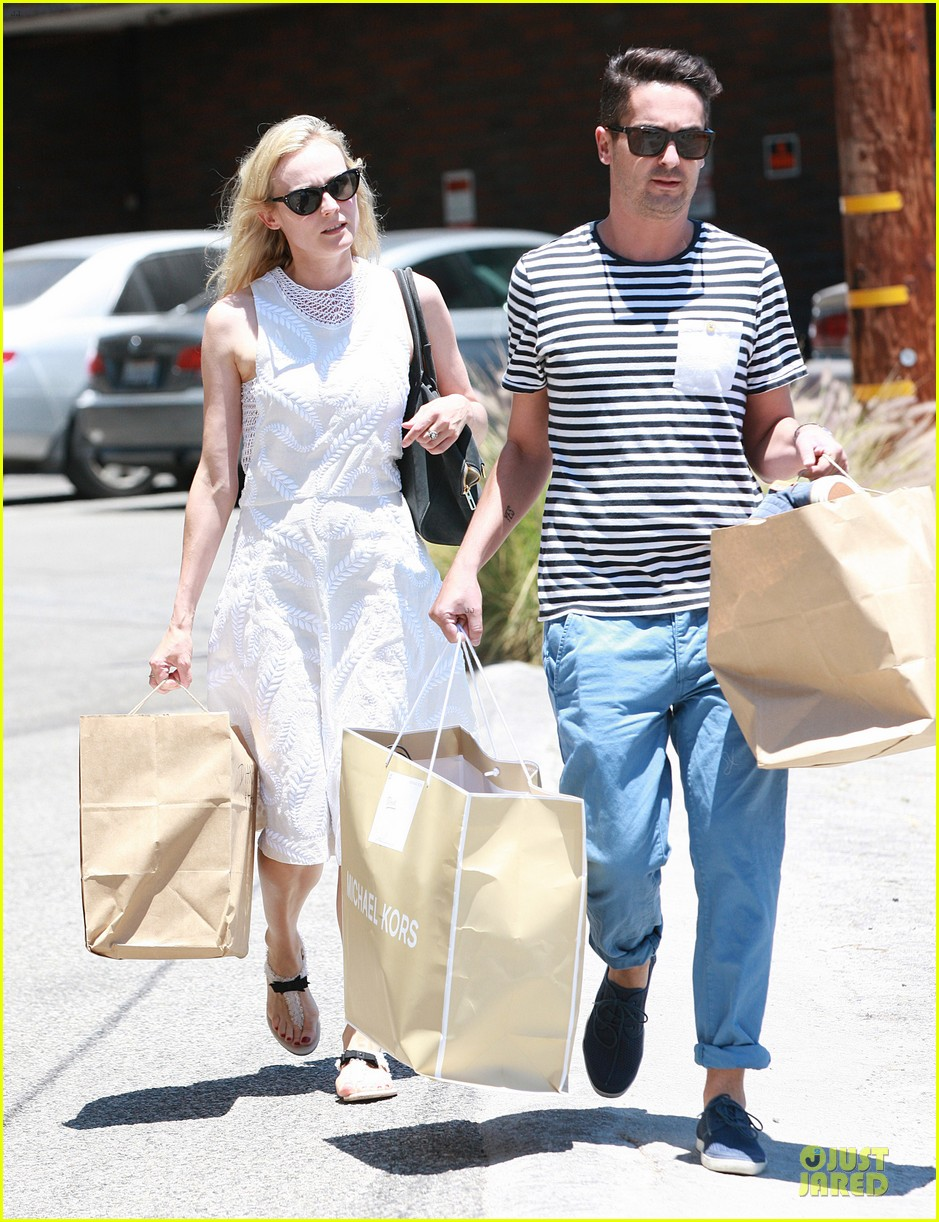 diane kruger michael kors shopping with micah schifman 032900130