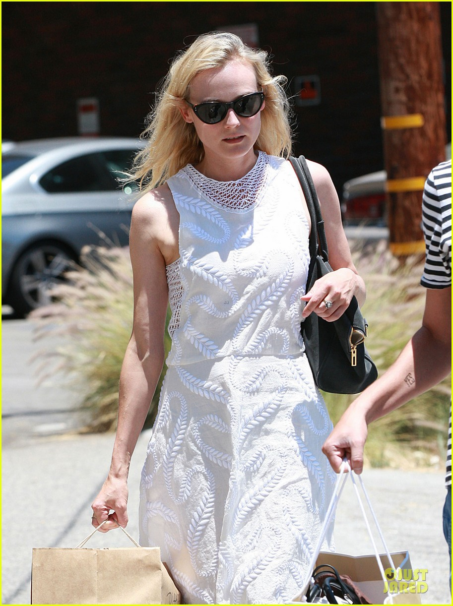 diane kruger michael kors shopping with micah schifman 102900137