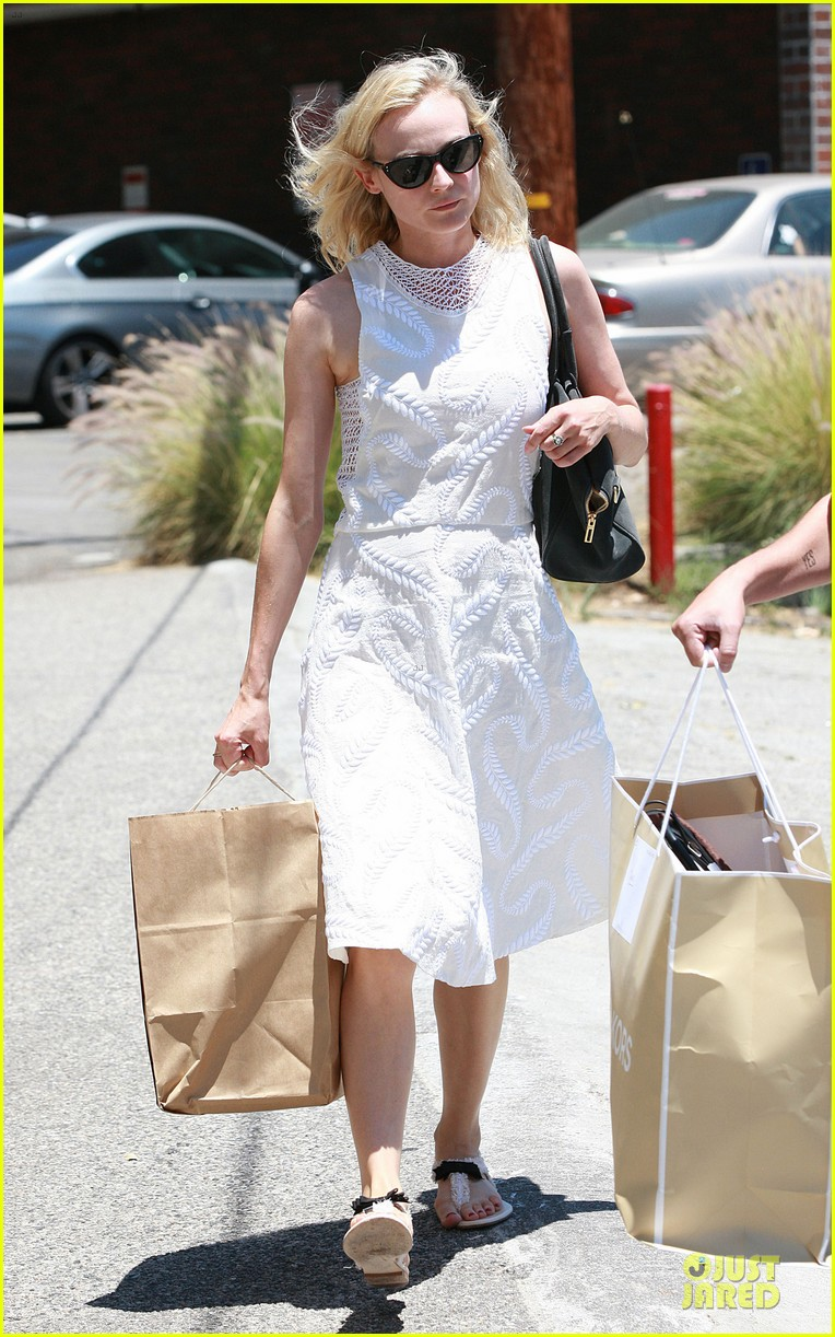 diane kruger michael kors shopping with micah schifman 14