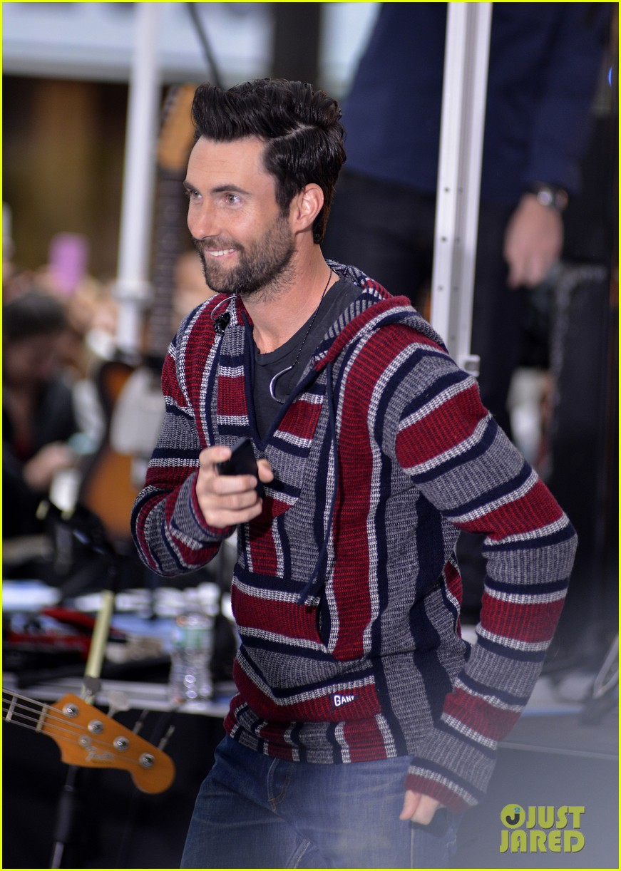 adam levine maroon 5 today show performance 092891321