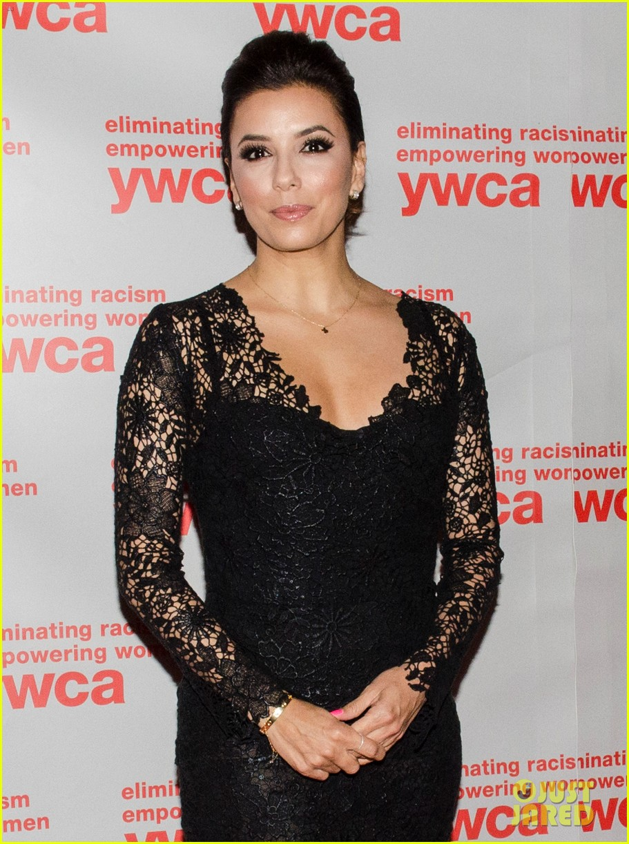 eva longoria ywca usa women of distinction awards gala 09