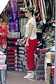 jennifer lopez wears cut out shirt while shopping 03