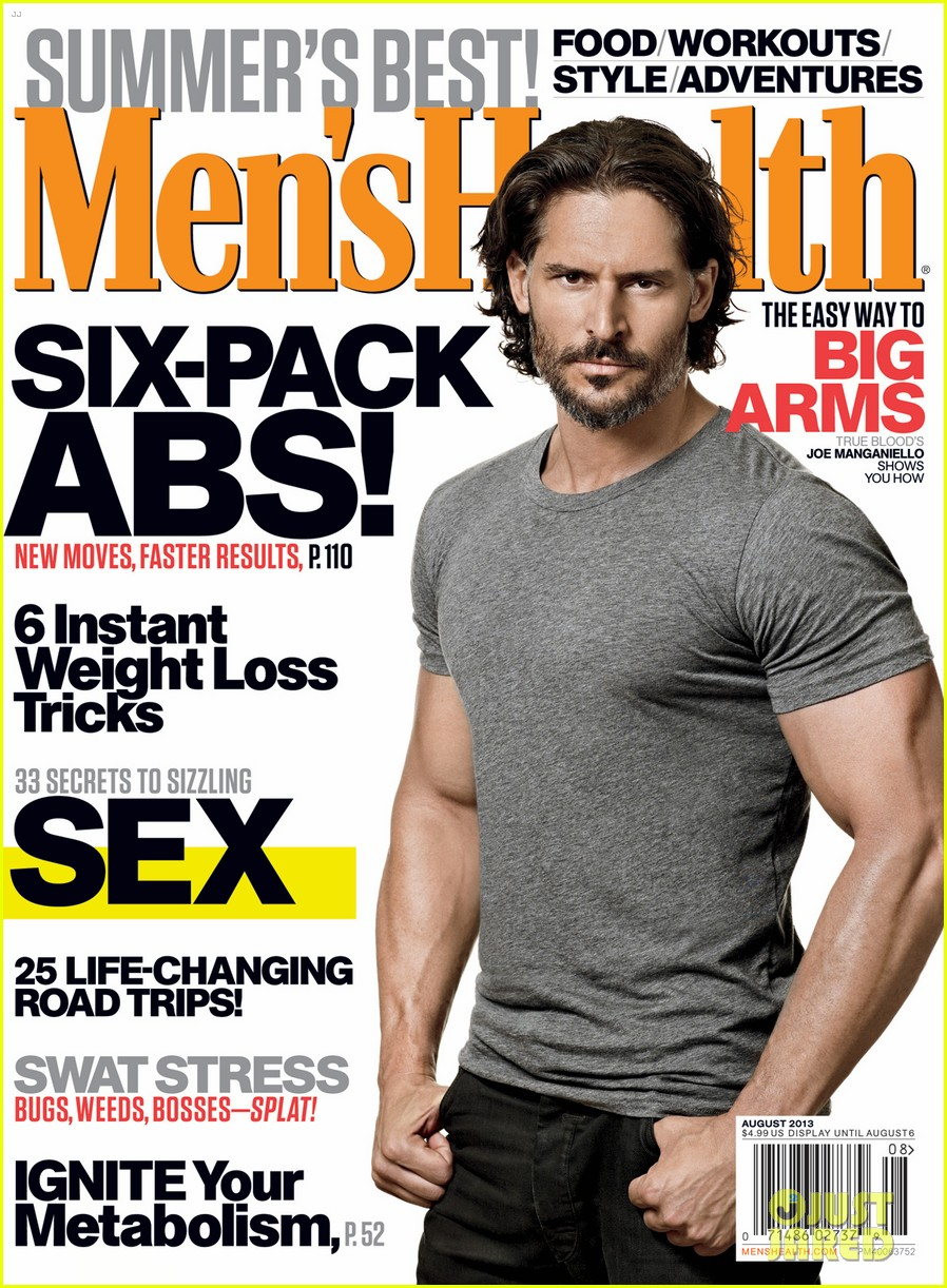 joe manganiello shirtless pool boy for mens health august 2013 02