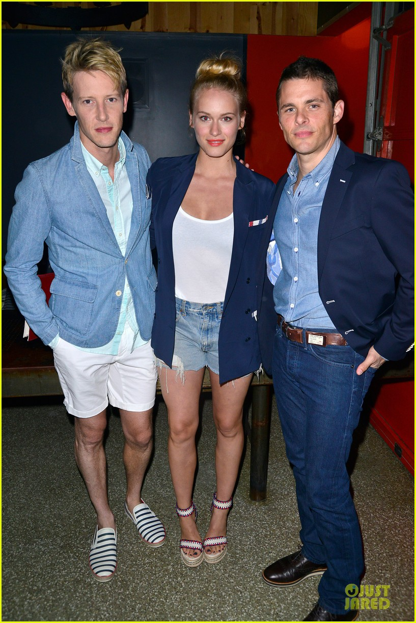 james marsden james van der beek tommy hilfiger surf shack celebration 052896190
