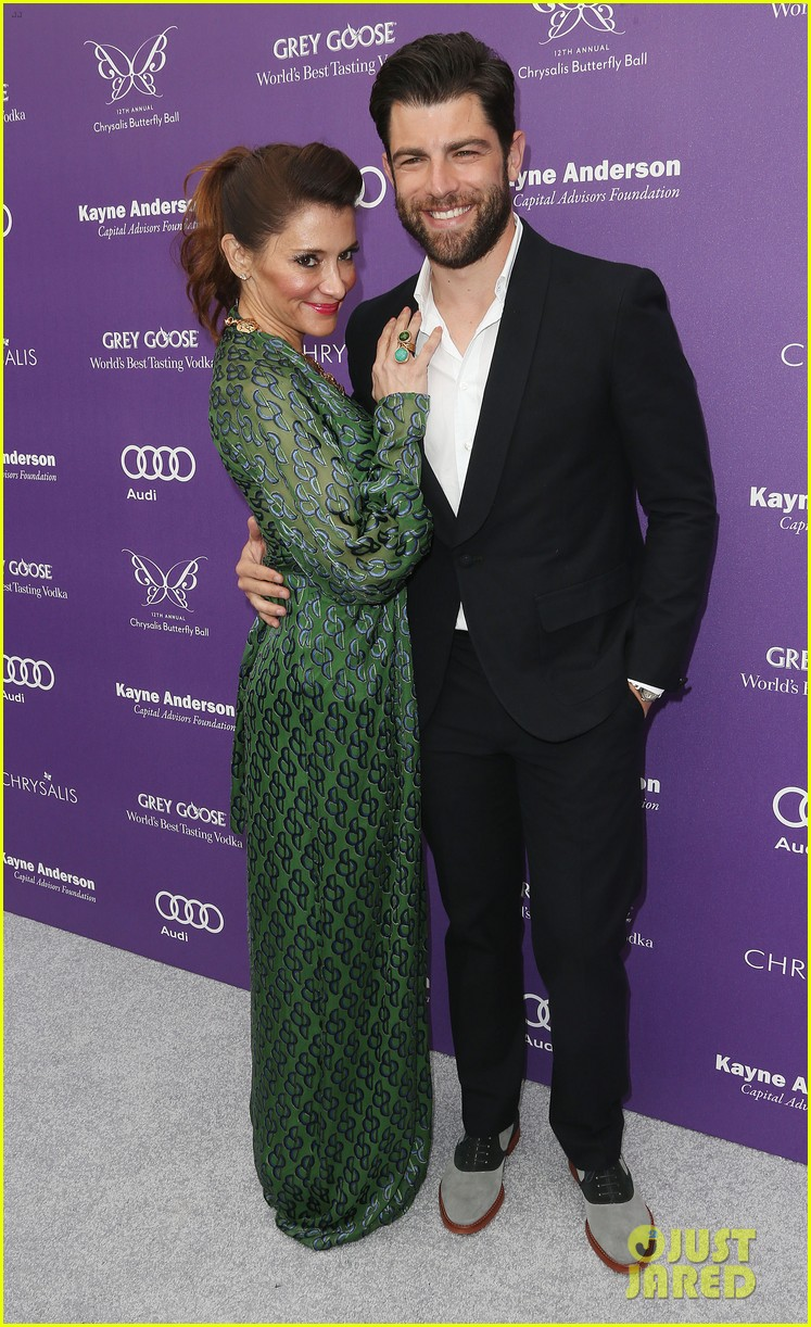 max greenfield colin farrell chrysalis butterfly ball 2013 with chris pine 12