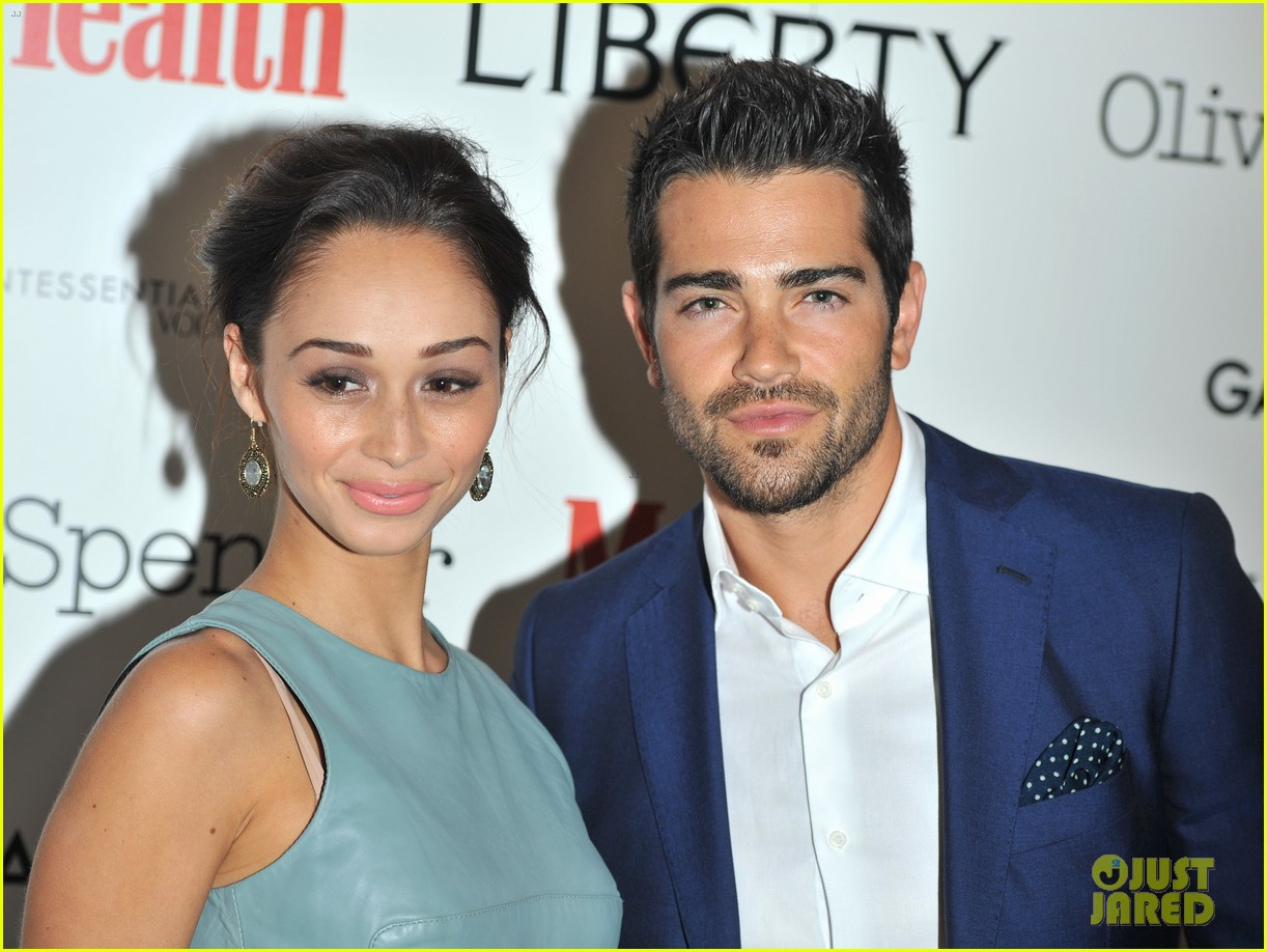 jesse metcalfe cara santana london fashion events 032893093