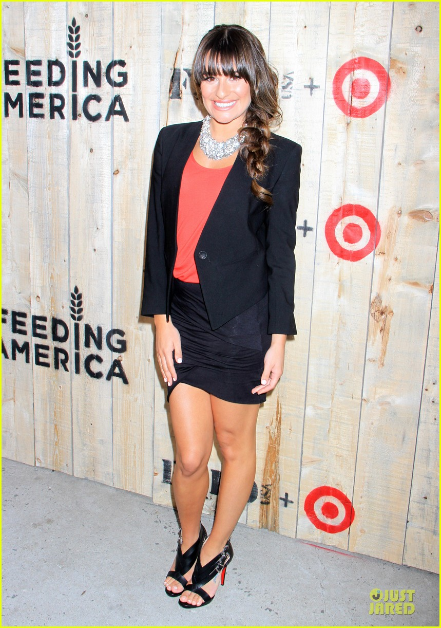 lea michele target feed collaboration 062894736