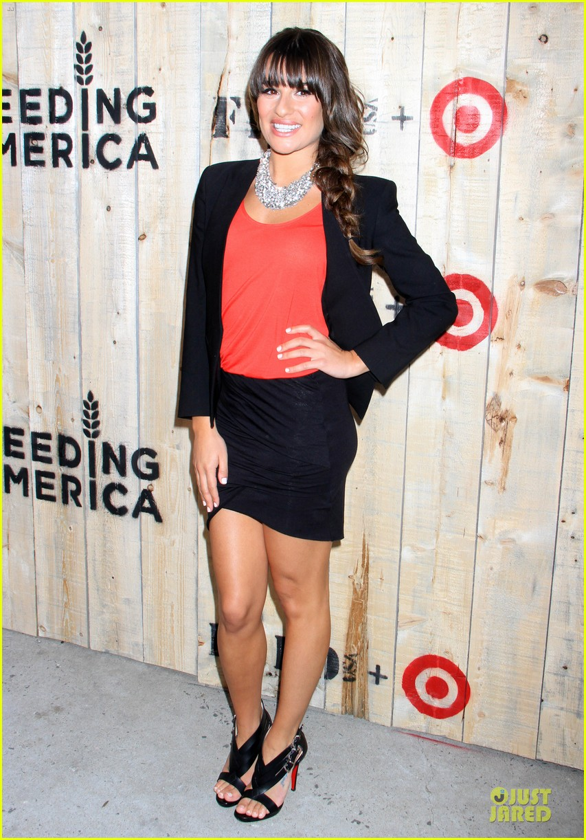 lea michele target feed collaboration 082894738