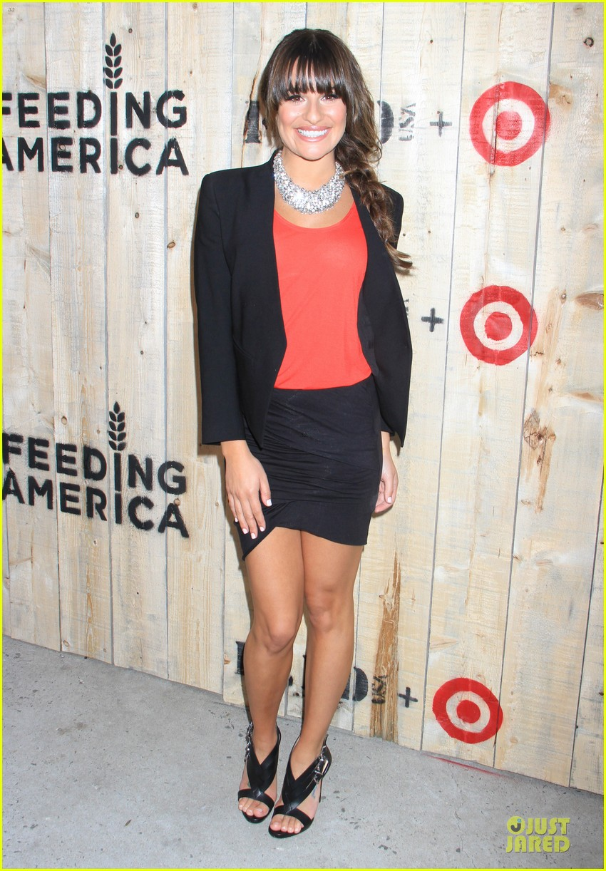 lea michele target feed collaboration 112894741