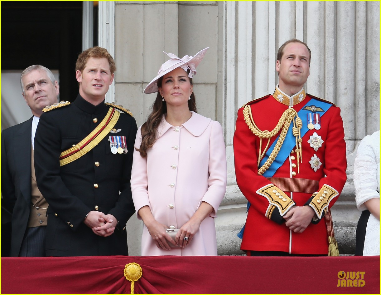 kate middleton prince william trooping the colour ceremony 02