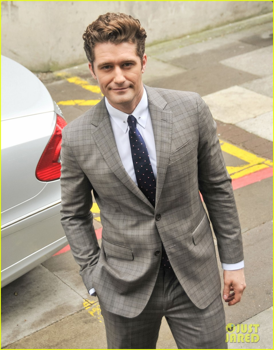 matthew morrison where it all began album promotion 072895823