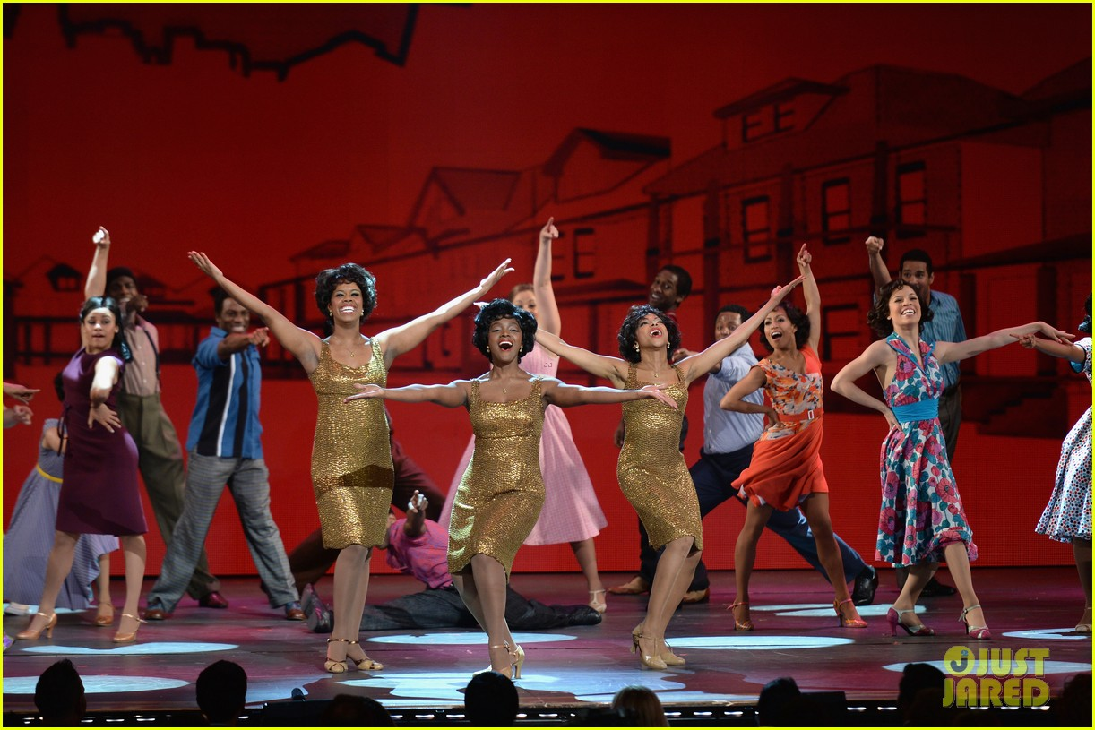 broadway motown the musical tonys performance video 032888007