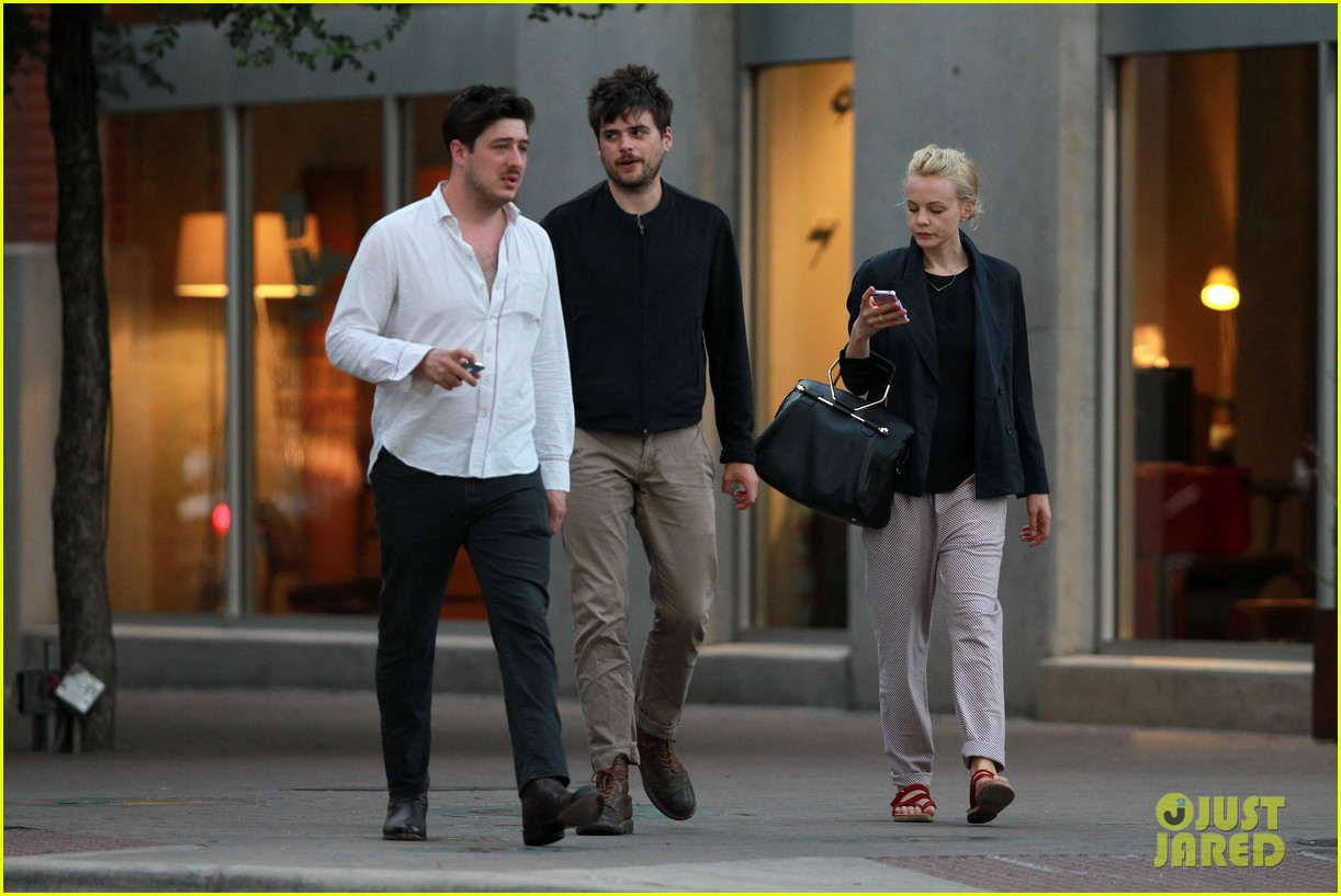 Marcus Mumford Long Ha... Carey Mulligan