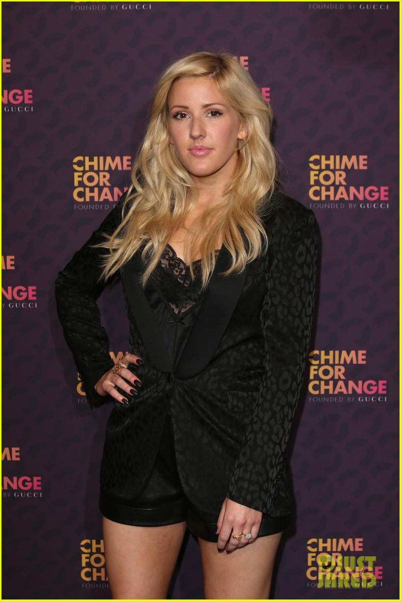 rita ora ellie goulding chime for change media room 092882236