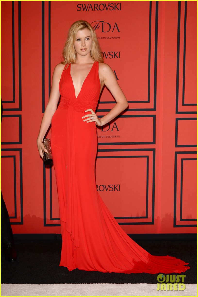 teresa palmer ireland baldwin cfda fashion awards 2013 05
