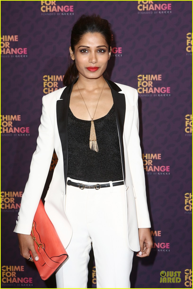 freida pinto john legend chime for change concert media room 032881981