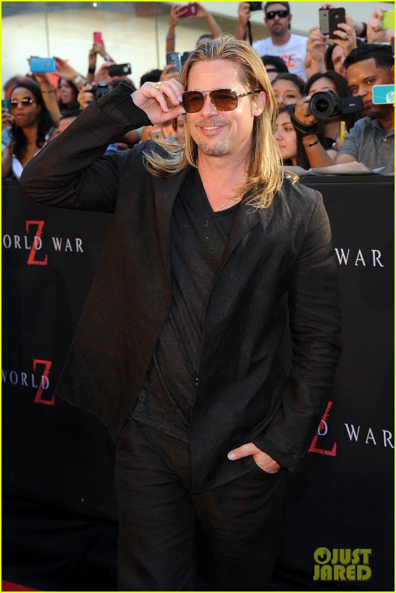 brad pitt world war z new york premiere 01