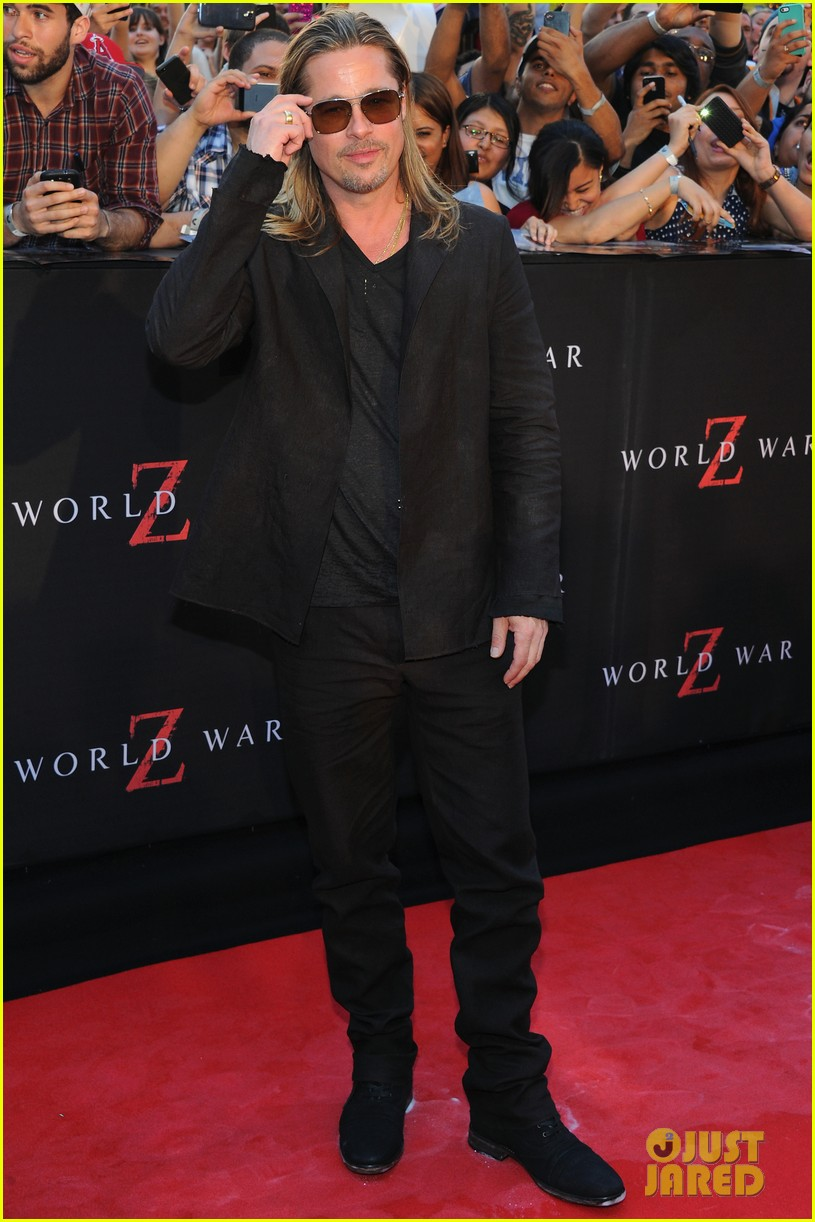 brad pitt world war z new york premiere 04