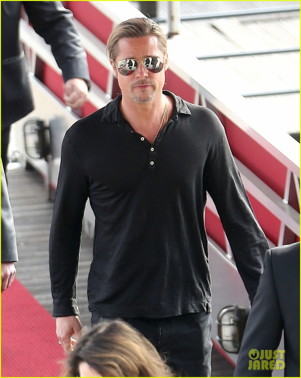 Brad Pitt World War z Watch Brad Pitt World War z Photos