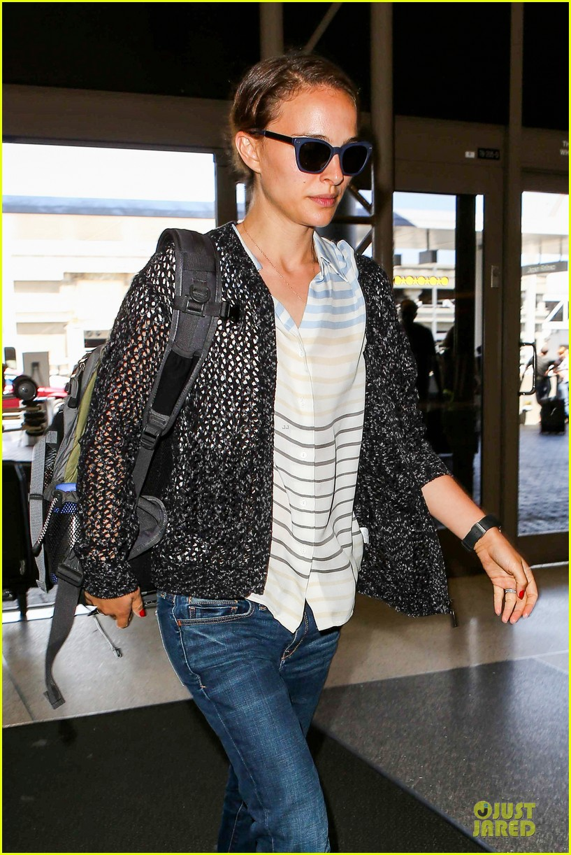 natalie portman benjamin millepied lax departure after dance project gala 092896400