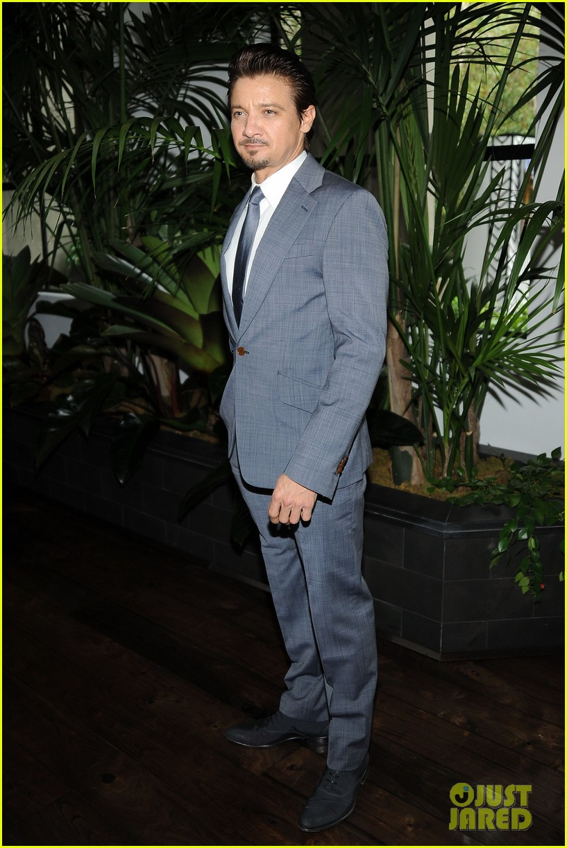 jeremy renner robb report home style launch with kristoffer winters 012886596