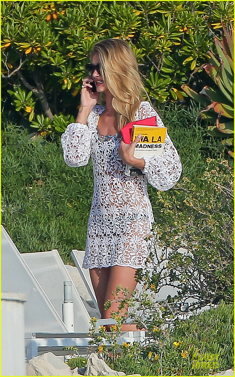 rosie huntington whiteley jason statham viva la madness bikini reading 23