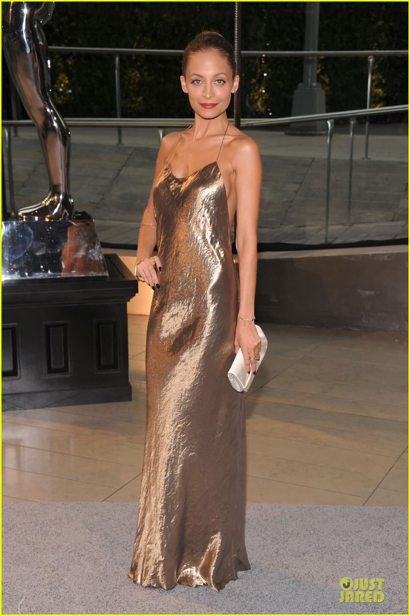 nicole richie juliette lewis cfda fashion awards 2013 red carpet 112883964