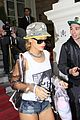 rihanna wears kate moss tank top in london 16