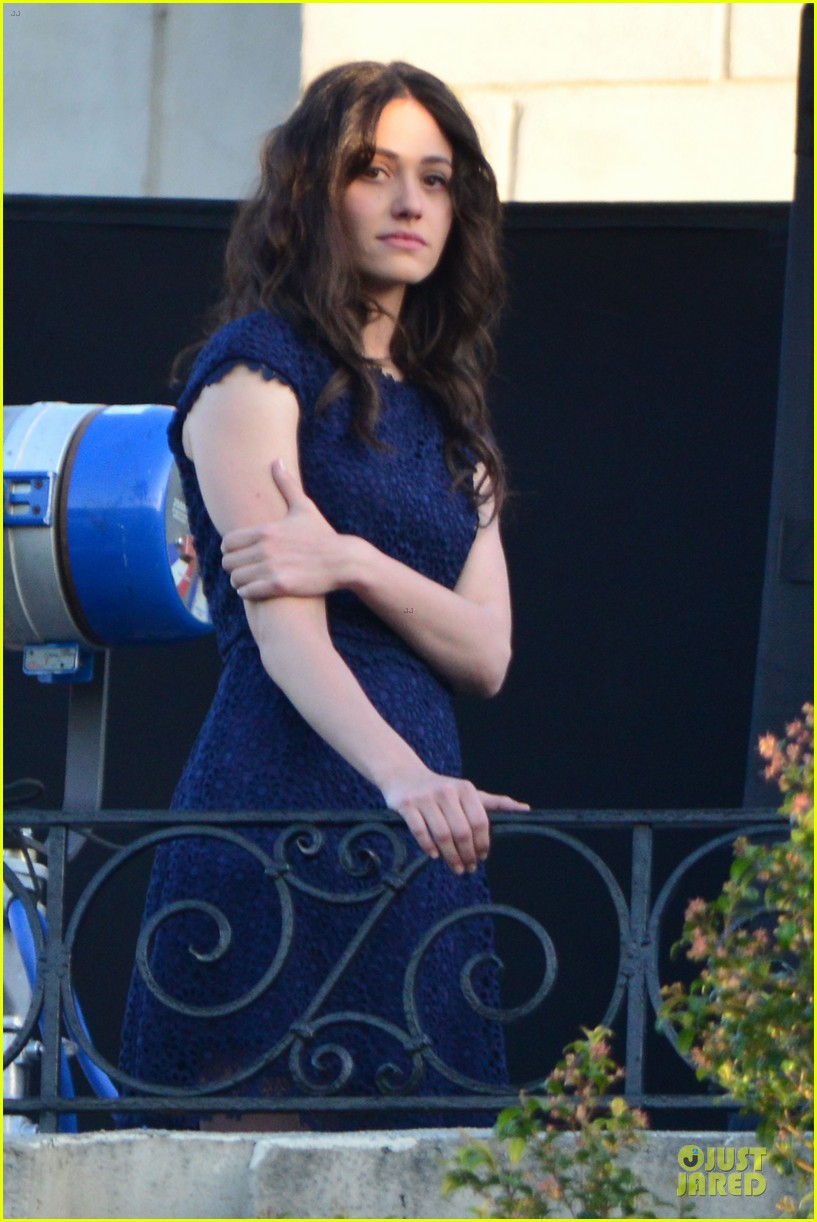 emmy rossum comet emotional scenes with justin long 01